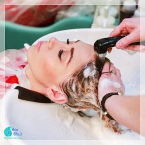 СПА программа для волос Абсолютное счастье
