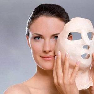 Альгинатная маска от LADAMER