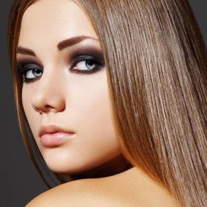 Окрашивание волос в один тон от KYDRA