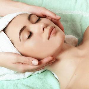 Косметологический массаж