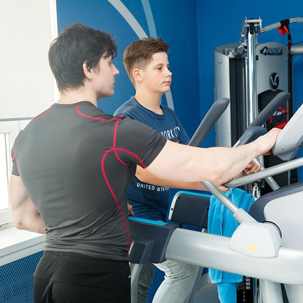 Аренда фитнес зала с тренером