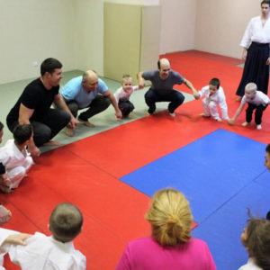 Семейные тренировки с тренером