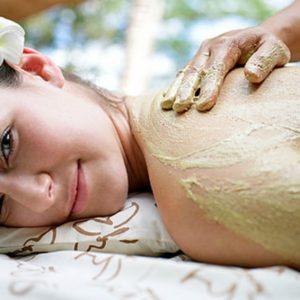 Кремовый пилинг тела с экстрактом бамбука