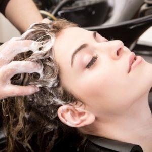 Пилинг-уход для глубокого очищения кожи головы