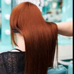 Окрашивание волос в один тон Londa