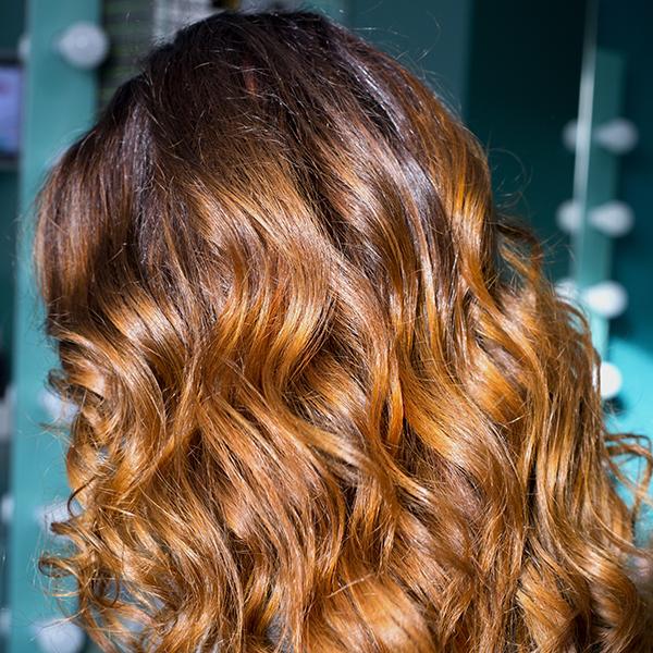Сложное окрашивание волос Londa