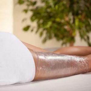 Обертывание лимфодренажное на основе артишока