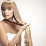 Коррекция длины волос
