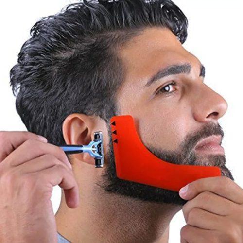 Оформление бороды